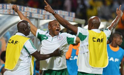 "AFCON 2013: ""We Will Battle To The Final"" - Keshi"