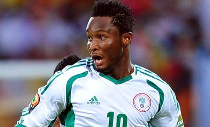 Super Eagles midfielder, Mikel Obi eared  to play against Cote D'Ivoire
