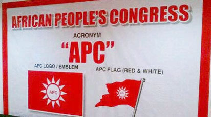 We're The Real APC – Acting Chairman