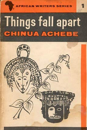 I didn't know 'Things Fall Apart' would be published –  Achebe