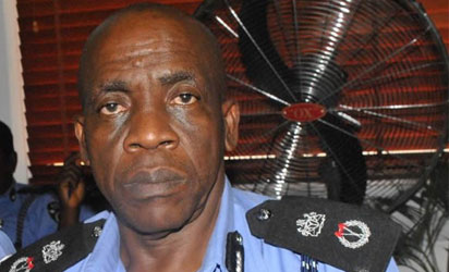 Late  Kwara State Commissioner of Police, Mr. Chinwike Asadu