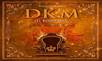 D'King's Men Album cover