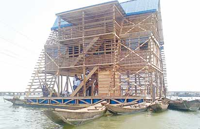 Lagos Slums House Construction and Rent