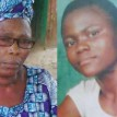 Mrs Adekoya, deceased's grandma and the deceased, Celestina Farotide