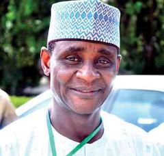 NFF boss, Aminu Maigari