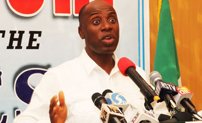 Gov Rotimi Amaechi of Rivers State