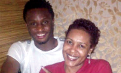I am not dating Mikel Obi - Shan George 1