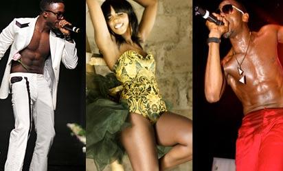 *Iyanya, Tiwa Savage, Dbanj were among artists that performed at the events