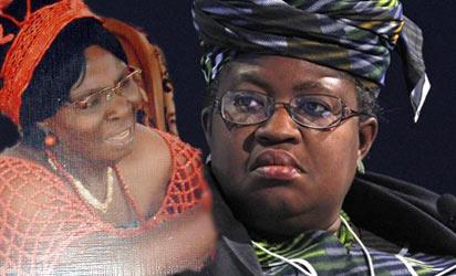 ngozi okonjo mother freed