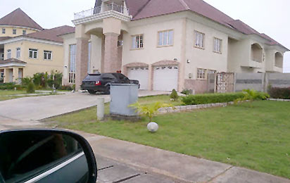 *Don Jazzy never bought this mansion